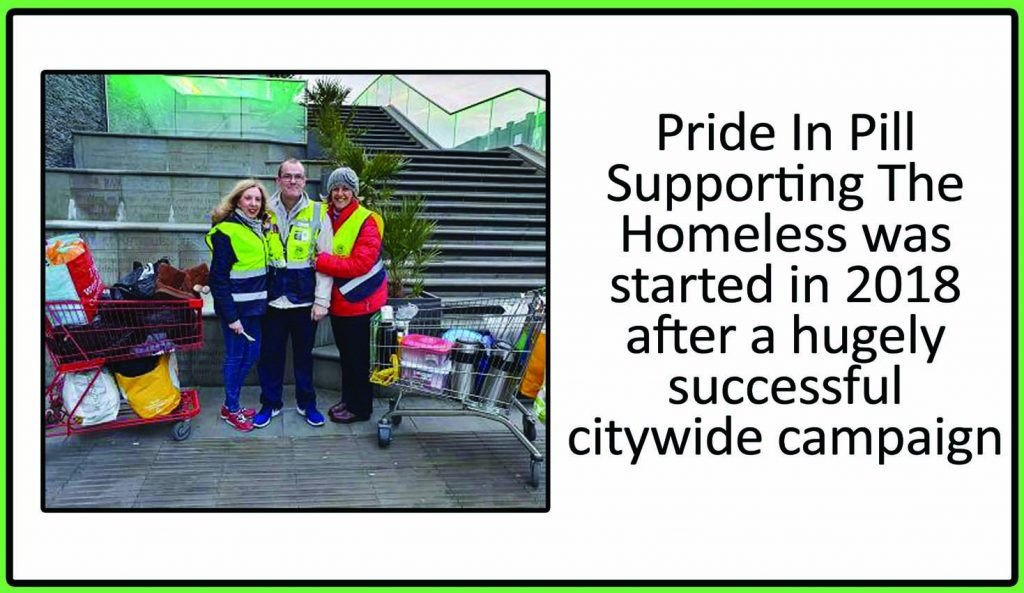 Pride In Pill voluntary community group