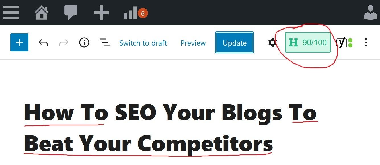 headlines blog posts