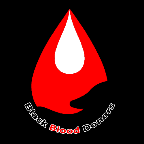black blood donors
